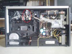 Mechanizmy magnetofonów UNITRA