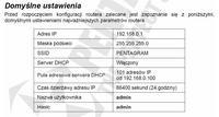 B��d Po��czenia Sie� WiFi