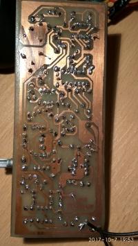 Impulsowy wykrywacz metali-ciągły pisk