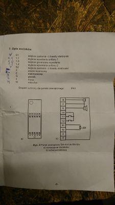 domofon LASKOMEX BA-5/1 CZ - dodatkowy przycisk do o elektrozaczepu