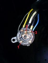 Suzuki Jimny 1.3 SOHC - Przewody w stacyjce + starter