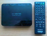 SONY USB MEDIA PLAYER SMP-U10 a dysk twardy