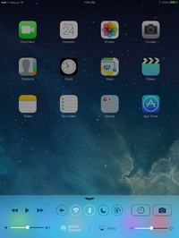 iOS 7 beta 2 z obs�ug� iPad ju� dost�pny