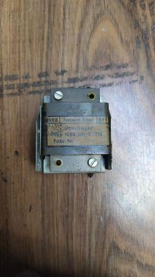 Radio lampowe ZRK Aida - tajemniczy kondensator.
