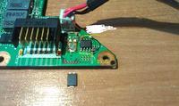 HP dv6500 - nie reaguje, świeci tylko kontr. wej. zasilania, cyka co 2-3 sekundy