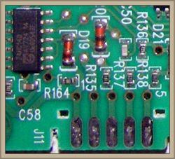 Pralka AEG LL1620 - uszkodzony moduł