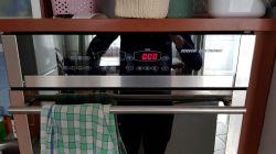 Amica EB2002 - Ustawienie zegara i uruchomienie piekarnika
