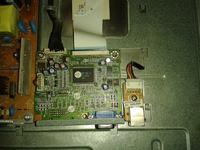 Monitor Philips 190CW - włącza się a po 1s wyświetlenia pulpitu gaśnie
