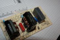 Prosty filtr przeciwzakłóceniowy 230V