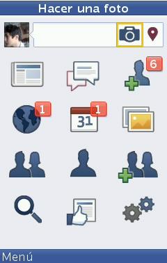 NOKIA E6 - aplikacja FACEBOOK - nagle sta�a si� 3 razy wi�ksza