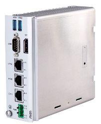 MC50I - wzmocniony, modułowy komputer typu embedded w obudowie DIN