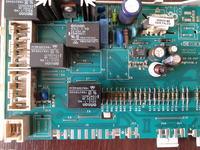 Indesit - B��d F12, Brak komunikacji