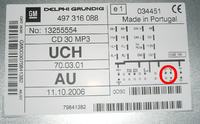 Astra H 1.6i 2007r - TID na GID, CD30, Board Computer - kilka pytań