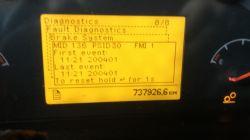 Volvo fm 9 2005r - Słabe hamulce