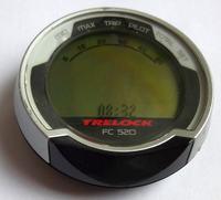 Licznik rowerowy Trelock FC520 - Mokni�cie licznika na deszczu