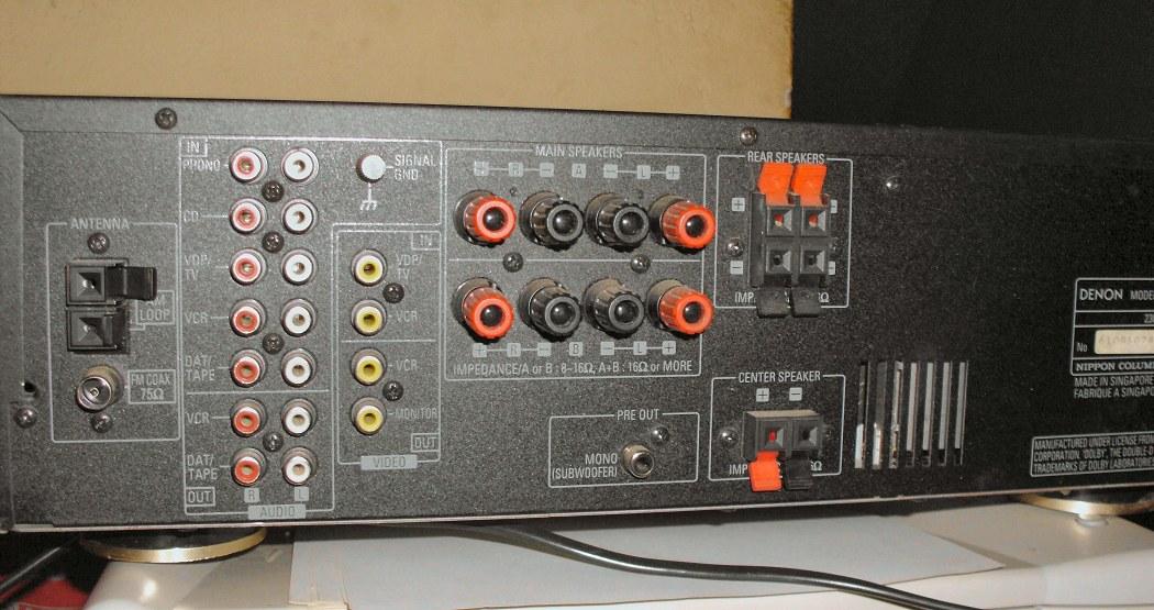 Jaki kabel, aby pod��czy� amplituner do TV