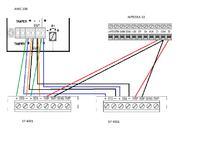 Integra 32 podłaczenie dwóch sygnalizatorów SP 4001