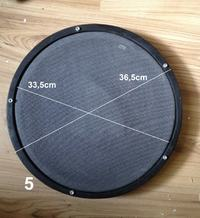 [Sprzedam] Pady do perkusji elektronicznej + rama aluminiowa