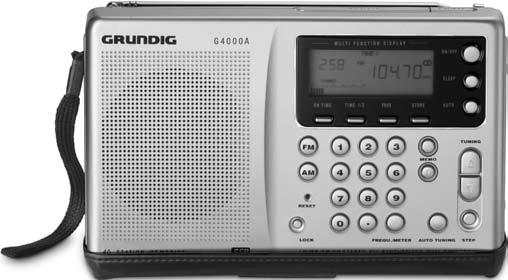 Eton G4000a Am Fm Shortwave Radio Manual En Manual Guide