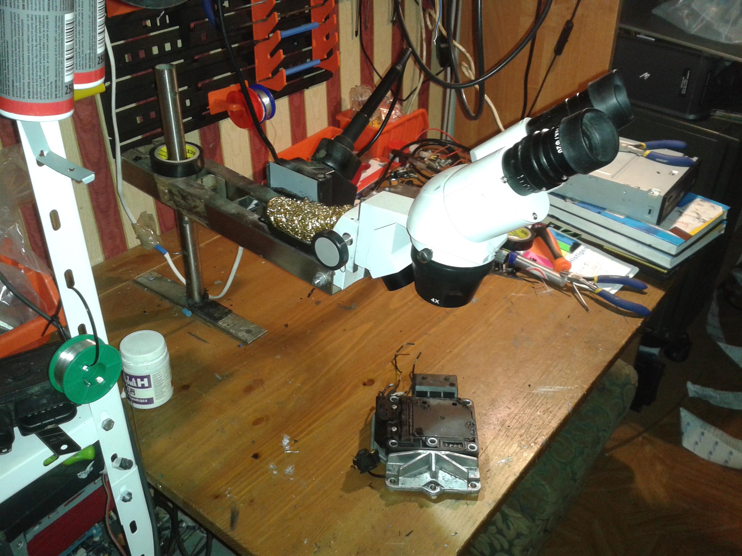 Mikroskop do lutowania smd jaki kupić elektroda pl