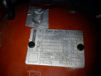 """Fiat Seicento 1.1 - wymiana """"klawiaturki"""""""
