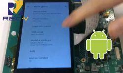 Android 10 portowany RISC-V - procesor Alibaba T-Head XuanTie C910