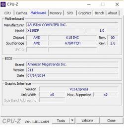 Asus R510D - Sposób na ochłodzenie laptopa