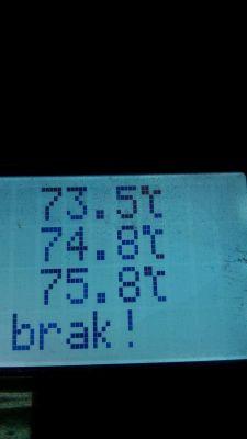 DS18b20 - różne odczyty temperatury.