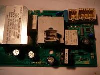 Electrolux EWS 126510 W - Wartość rezystora R94 i rezystora SMD