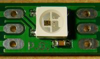 W pełni sprzętowe sterowanie LEDów WS2812B na STM32F030 by piotr_go