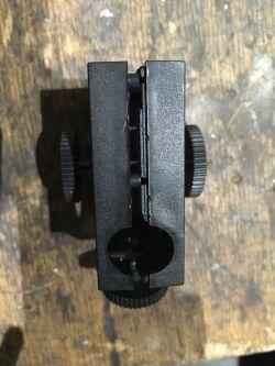 Mikroskop chiński - modernizacja statywu