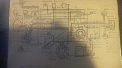 Simson s51 b elektronik 6v - Schemat instalacji elektrycznej Simson s51 b elekt