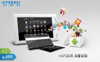 HYUNDAI A7 - 7-calowy tablet z Android 3.0 za 250 z�