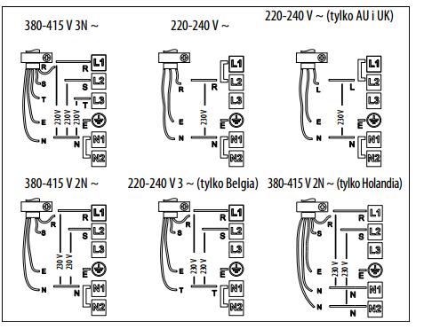 Bosch Pie631fb1e Podlaczenie Plyty Indukcyjnej Elektroda Pl
