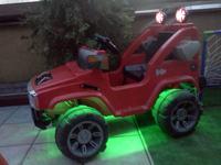 Akumulator o większym napięciu do samochodzika dla dzieci