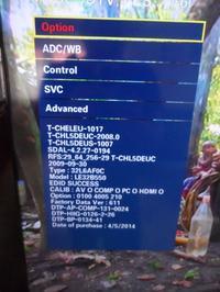Samsung LE40B551A6WXXH- brak telegazety!