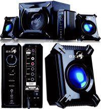 Głośniki Genius SW-G2.1 2000 - cicho grające słuchawki