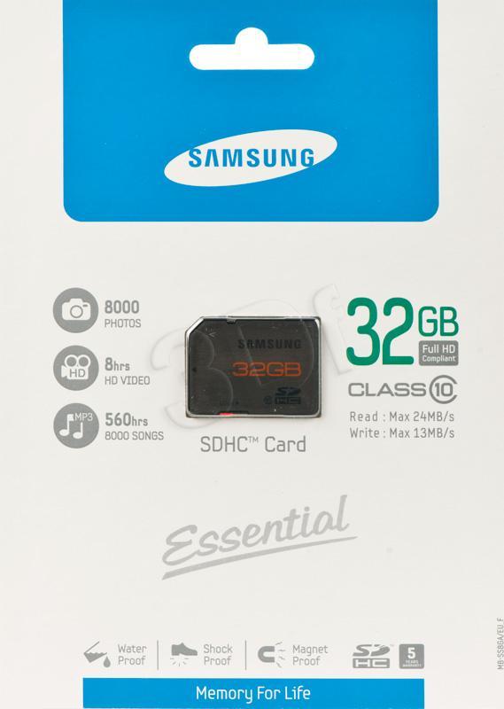 Karta pami�ci Samsunga - kup i �a�uj...