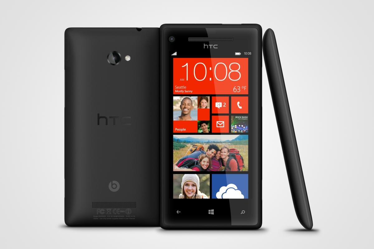 HTC 8X z Windows Phone 8 w sprzeda�y w Wielkiej Brytanii