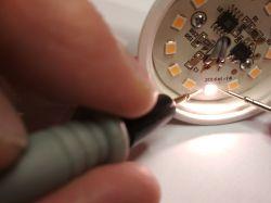 Mój sposób na naprawę lampy LED
