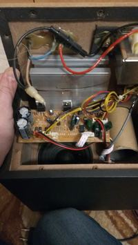 Easy Touch 2.1 ET-675 Subwoofer buczy zamiast dawać basy