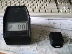 Bezprzewodowy prędkościomierz/licznik kilometrów do roweru