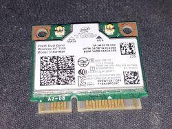 """Nieudana instalacja karty sieciowej """"intel dual band wireless-ac 3160&quot"""