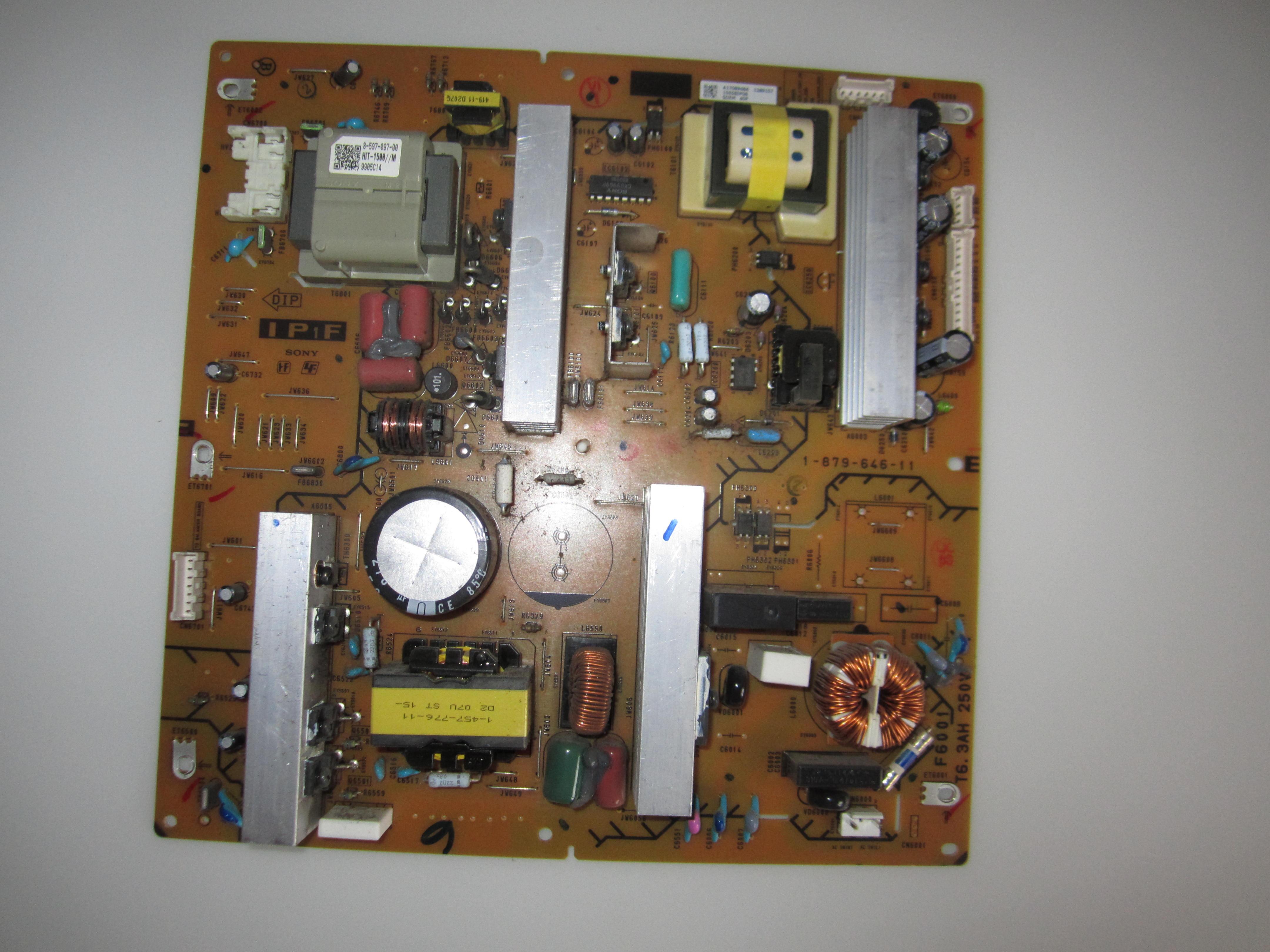 [Sprzedam] Zasilacz do Sony KDL-40S5600 KDL-40S5600 model 1-879-646-11