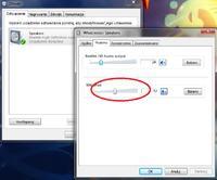 Windows 7 - Regulacja poziomu mikrofonu, skr�ty