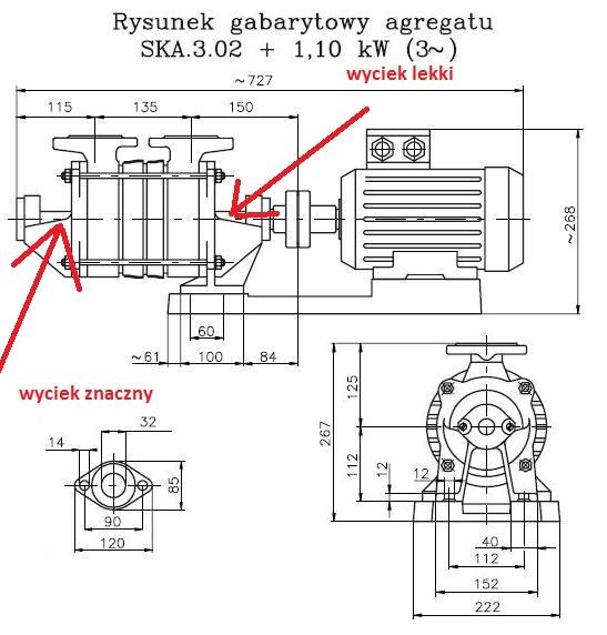 Pompa Grudzi�dz - Pompa nie pompuje wody do zbiornika.