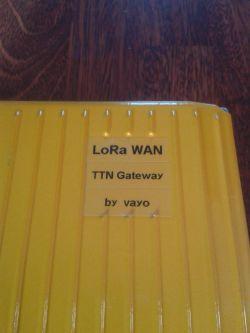 Wielokanałowa bramka IoT LoRa WAN w Stargardzie by vayo