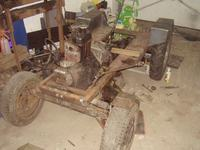 Traktorek sam fiat 126p ze skrzyni� �uka
