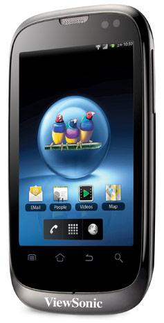 V350 - smartfon z dual SIM od ViewSonic