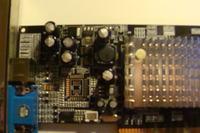 Pojawia sie  czarny ekran Fx5200